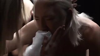 Mormon Sister Ashleigh Punished And Humiliated By Three Church Sisters