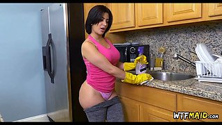 My Big Butt Latina Maid