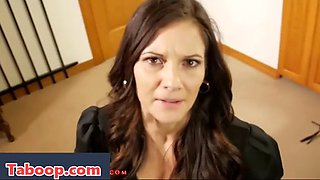 mandy flores mom and son iii_ accidental erection