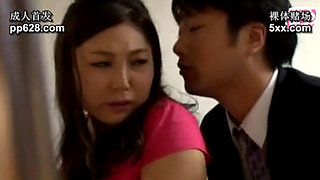 Hot Asian housewife getting fucked