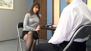 Akari Hoshino in Seductive Female Teacher part 3