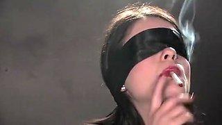 Amazing amateur Fetish, Brunette porn clip