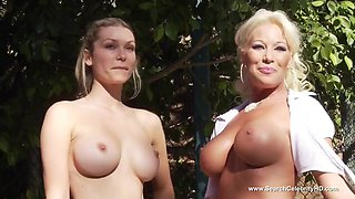 Heather Vandeven and Cynthia Lucas - Pleasure Spa