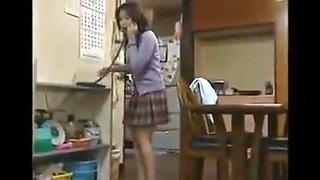 Cheater mom caught fucking daughter's teacher