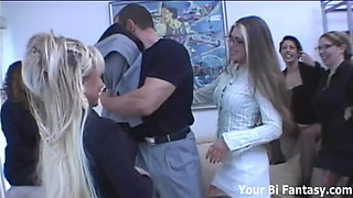 We are going to take turns pegging our boss
