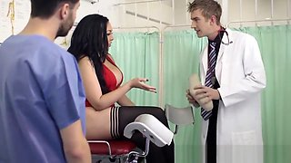 Brazzers - Shes Gonna Squirt - Rio Lee and Danny D - The Sc
