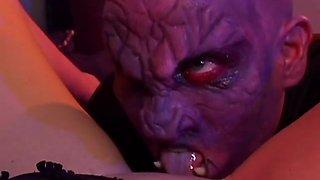 Demon Midget Statue Gargoyle. fuck it.