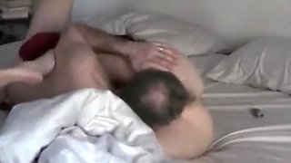 Amateur mature couple 69 and doggy fuck with vibrator
