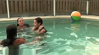 Taboo Lesbians Underwater