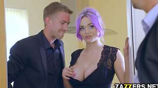 danny and keiran swap wives and had a hot foursome HI