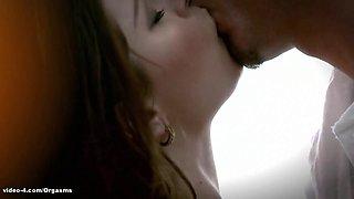 Best pornstar in Incredible HD, Romantic adult movie