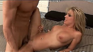 Aubrey Adams and Bruce Venture in That's Your Sister