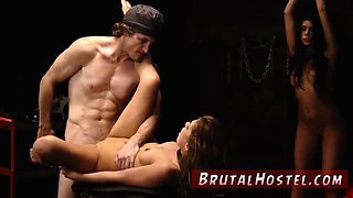 Bondage dildo stand up first time Two youthfull sluts Sydney Cole and Olivia Lua our