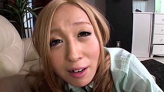 Sensuous Japanese schoolgirls reveal their blowjob talents