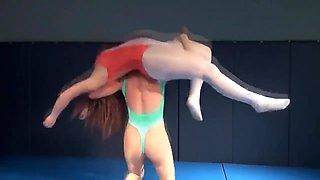 heroine wrestling