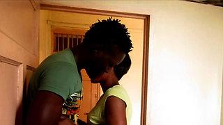 Real African Amateur Shower Sex