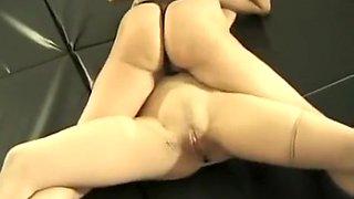 Sexy Catfight Humiliation --- Wrestling Lezdom