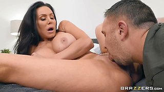Kendra Lust & Keiran Lee in Stalking for a Cocking - BRAZZERS