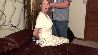 church lady fucked by redneck