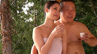 Cuckold Fuck In A Japanese Onsen Spa