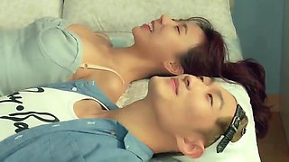 korean softcore collection hot couple having fun on their vacation