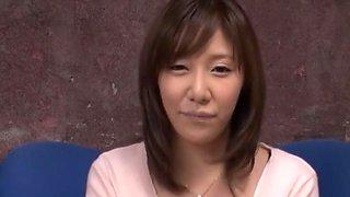 Amazing Japanese slut Nanako Hirai in Exotic Casting, Masturbation/Onanii JAV movie