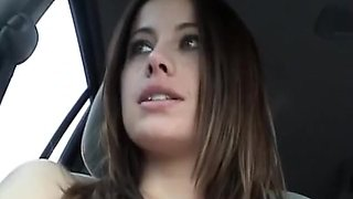 Ashley Brookes - Alone With Me In The Car