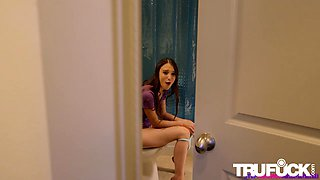 Izzy Lush In Pervy Step Brother