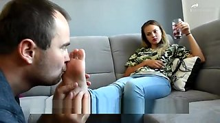 foot humiliation