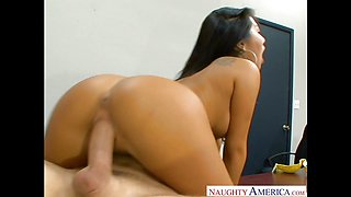 Naughty America Remastered Scene with Hot Asa Akira