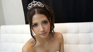 Ayaka tomoda wedding dress sex