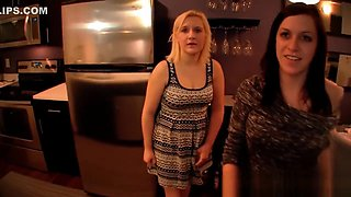 Shelby Paris and her sister gets blackmailed by her brother