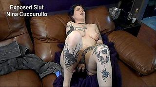 Exposed Slut Nina