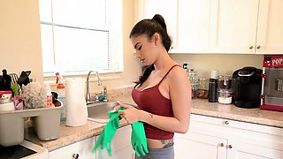 Michelle Martinez In Dirty Maid Service
