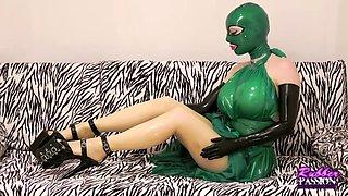 Green latex