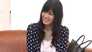 Amazing Japanese whore Nozomi Koizumi in Hottest JAV uncensored Cumshots clip