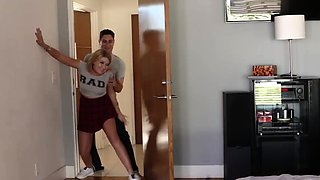 Dad and patron's daughter videos close knit family The