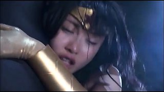 Lovely Asian babes in sexy outfits get schooled in bondage