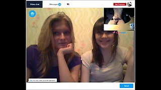 Nice webcam nudity
