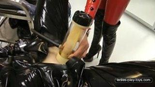 The Milking Machine - Male Sex Slave