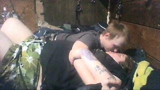 Taboo couple-Erotic Love Making