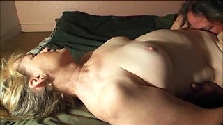 Mature older amateur couples homemade private video