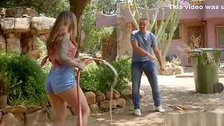 Brazzers - The Cum-Soaked Gardener. Link To Full Scene In Comments Section.