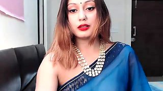 Indian Desi Milf Aunty Ramba Fucked In Bedroom