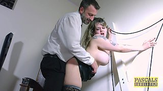 Stunning Madison Stuart craves for a big load of stiff shaft