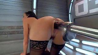 Veronica fuck machine