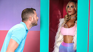 Olivia Austin & Scott Nails in All Dolled Up: Gonzo Edition - BRAZZERS