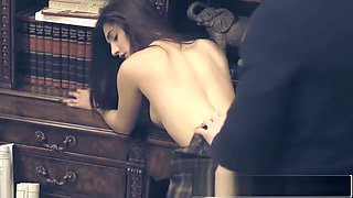 TEENFIDELITY - Naughty Schoolgirl Michelle Taylor Gets Creampied by Teacher