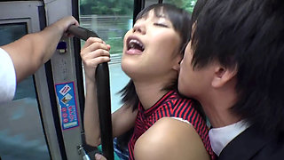 Sex In Public Bus