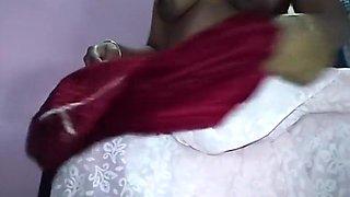 Tamil Aunty In Sari Fucked